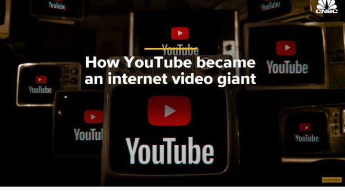 Media: How 'Youtube'  Dominated Internet Video