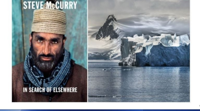 New Photography Books: 'In Search Of Elsewhere' By Steve McCurry (2020)