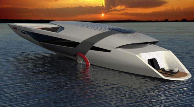 Boating Tech: Inside Tesla's Self-Charging Model Y Yacht (Video)