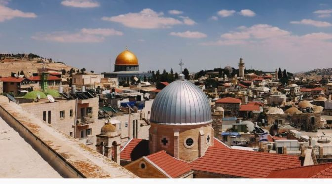 New Travel Videos: 'Israel'