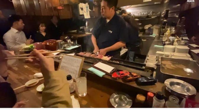 Culinary Travel Video: 'Izakaya' Bars In Tokyo