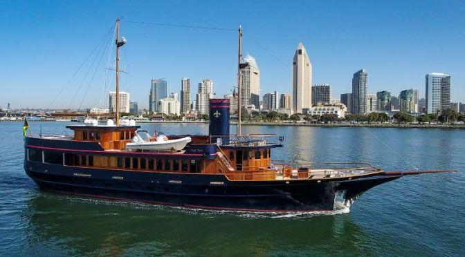 Unique Yacht Tours: 137 Ft. 'Lady Bahi' (2007 Kanter)