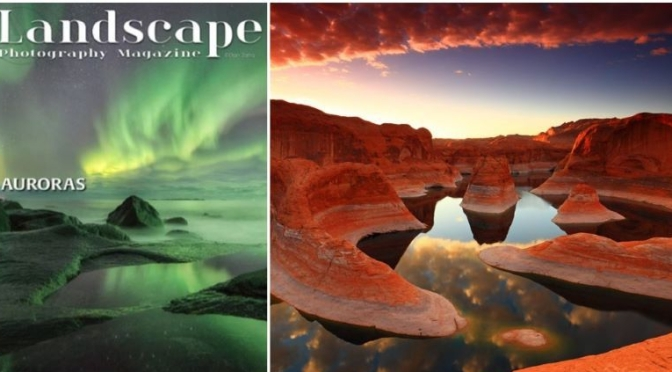 SCENIC OUTDOORS: BEST OF 'LANDSCAPE PHOTOGRAPHY MAGAZINE' (NOV 2020)