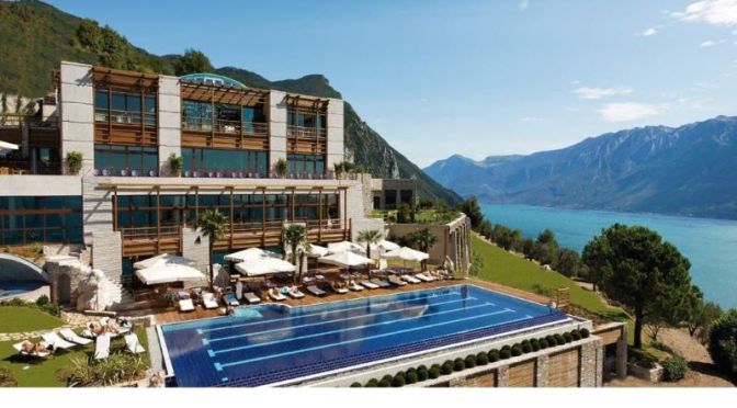 Hotel Tours: 'Lefay Resort & Spa, Lake Garda, Italy'