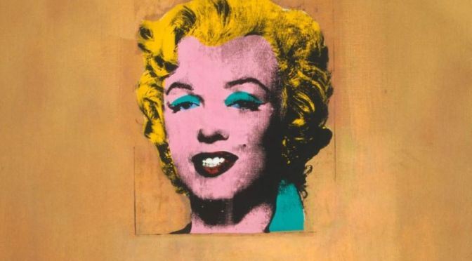 Inside Artworks: 'Marilyn Monroe' By Andy Warhol