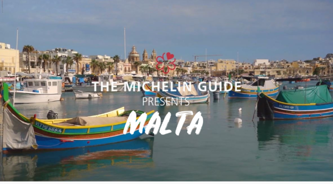 Food & Travel: A Michelin Guide To 'Malta' (Video)