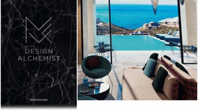 Design Books: 'MKV Design Alchemist' (Assouline 2020)