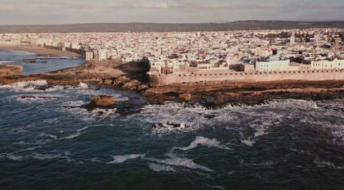 New Aerial Travel Video: 'Morocco – North Africa'