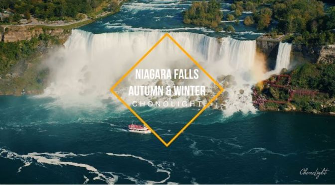 Travel: 'Niagara Falls – Autumn In Canada' (Video)