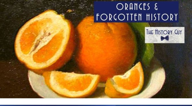 Fruits: 'The History Of Orange Trees' (Video)