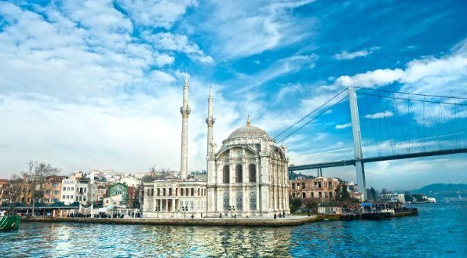 New Walking Tour Video: 'Ortaköy, Istanbul, Turkey'