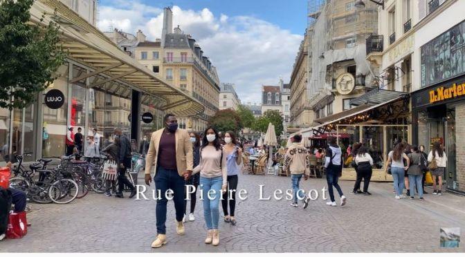 Walking Tour Video: 'Paris – Châtelet – Les Halles'