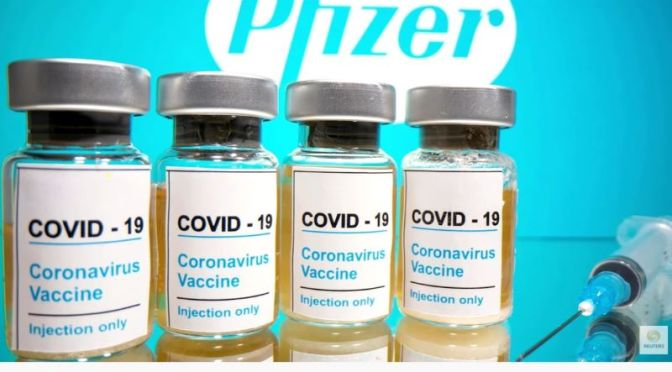 Pfizer's Covid-19 Vaccine Is 90% Effective, But Has Storage & Shipping  Issues | Boomers Daily