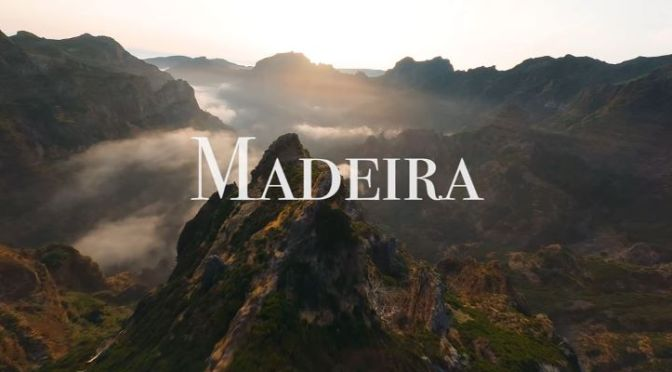 "Travel: 'Island Of Madeira – Portugal' Filmed As ""Photron Fastcam Video"""