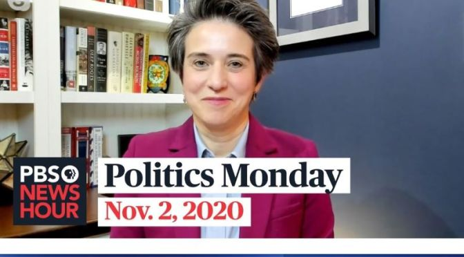 Politics Monday: Tamara Keith And Amy Walter On The Campaigns Final Days