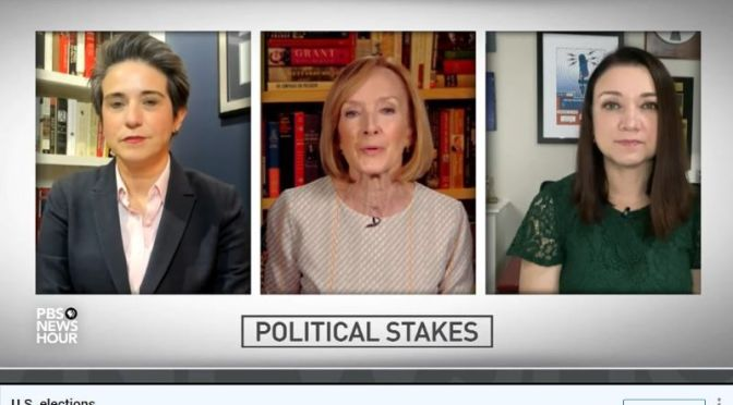 Politics Monday: Tamara Keith And Amy Walter On White House Transition