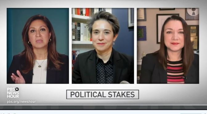 Politics Monday: Tamara Keith And Amy Walter On Biden Win (PBS Video)