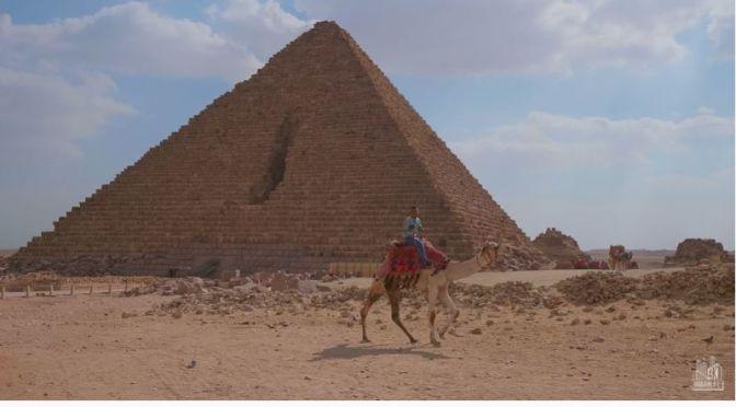 Travel Tour: The 'Pyramids, Luxor Temple & Colossi Of Memnon' In Egypt (Video)