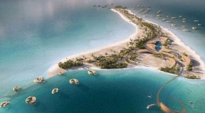 Middle East Tourism: 'The Red Sea Project' – Island Archipelago, Saudi Arabia