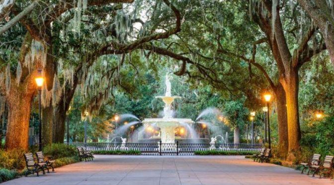 New Travel Guide Video: 'Savannah, Georgia' (2020)