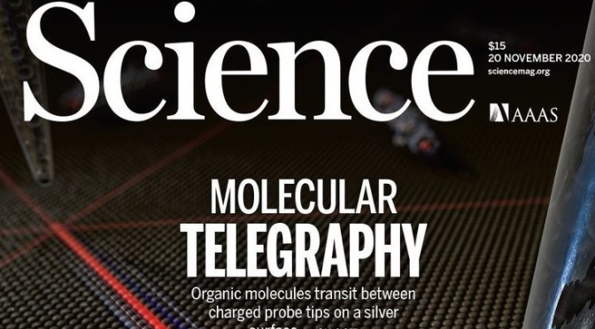 TOP JOURNALS: RESEARCH HIGHLIGHTS FROM SCIENCE MAGAZINE (NOV 20, 2020)