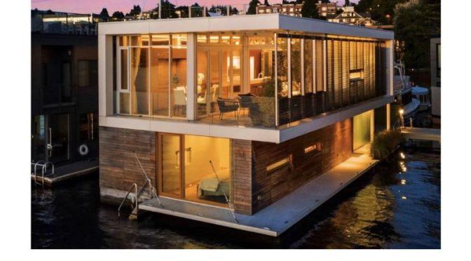 Floating Home Tour: Seattle, Washington