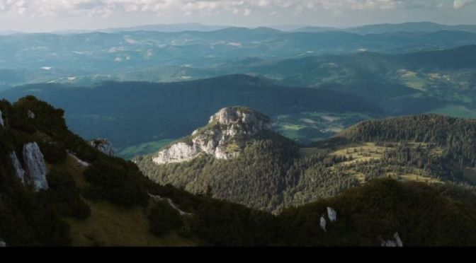 Wilderness Travel: The 'Malá Fatra Mountains', Central Slovakia (Video)
