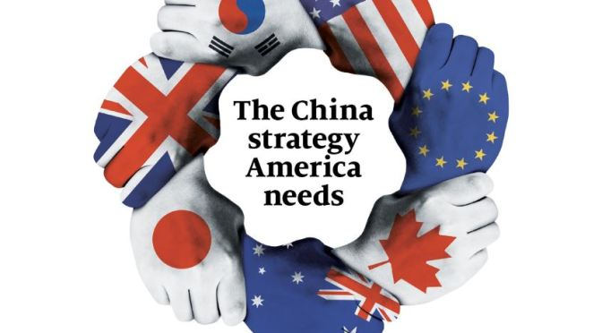 World News: A New British State, U.S.-China Strategy & Big Golf Swings (Podcast)