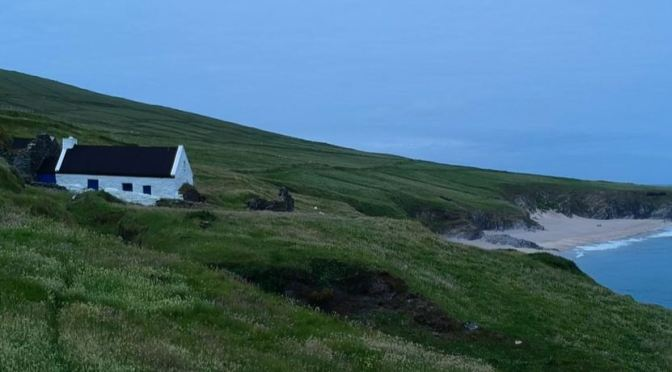 Poetic Travel: 'The Great Blasket' – Ireland (Video)