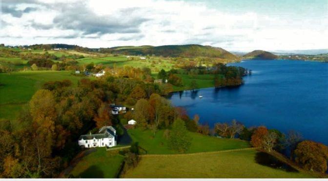 New Aerial Travel Videos: 'The Joys Of Autumn On Ullswater Lake', England