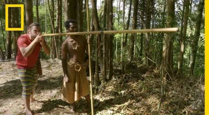 Thailand: 'Blowguns Of The Mani Tribe' (Video)
