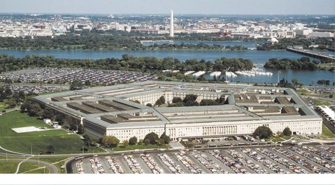 History: Planning And Building 'The Pentagon'