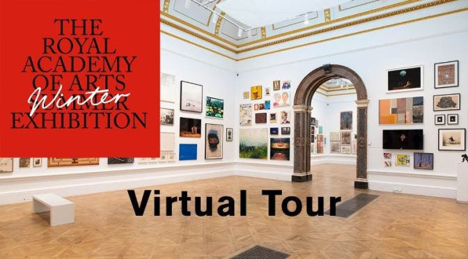 Museum Video Tours: The Royal Academy Of Arts, London – Summer 2020