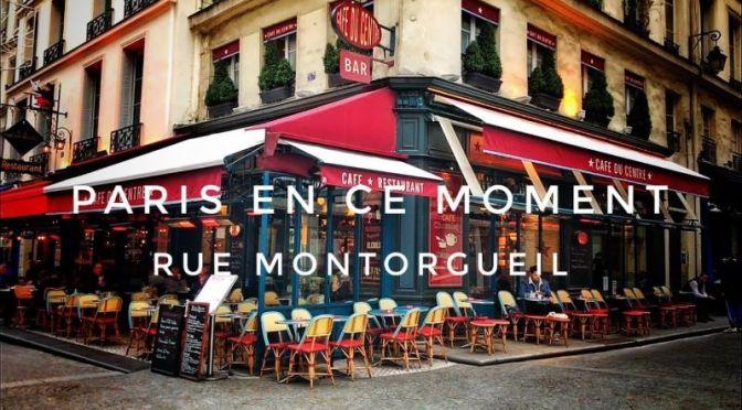 Walking Tour Video: 'Rue Montorgueil – Paris' (2020)