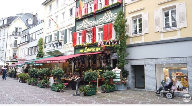 Walking Tours: 'Baden-Baden' In Southwestern Germany (Video – 2020)