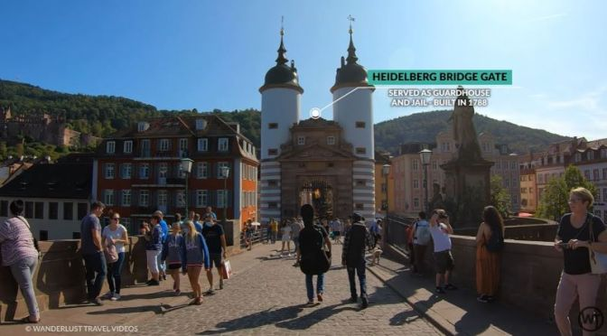 Walking Tour: 'Heidelberg – Southwestern Germany'