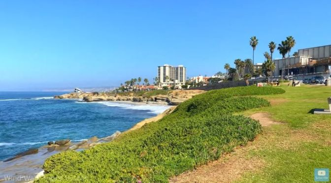 Walking Tours: 'La Jolla, San Diego, California'