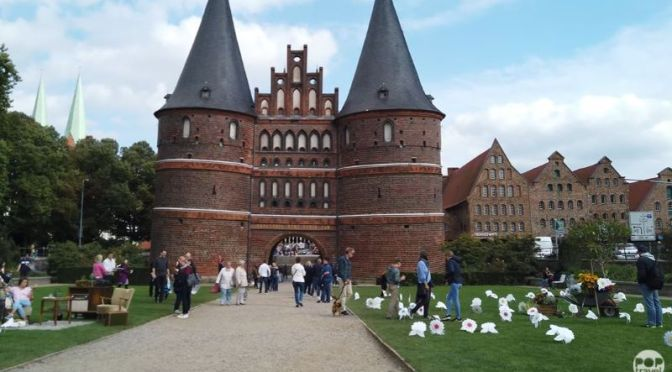 New Walking Tour Video: 'Lübeck – Germany' (2020)