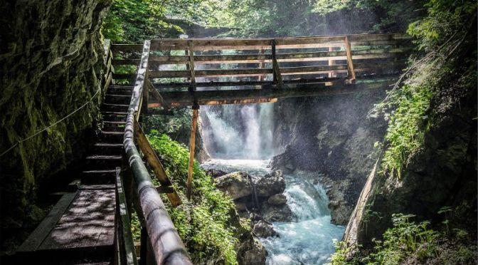Top Hikes: 'Wolfsklamm Gorge' In Austria (Video)