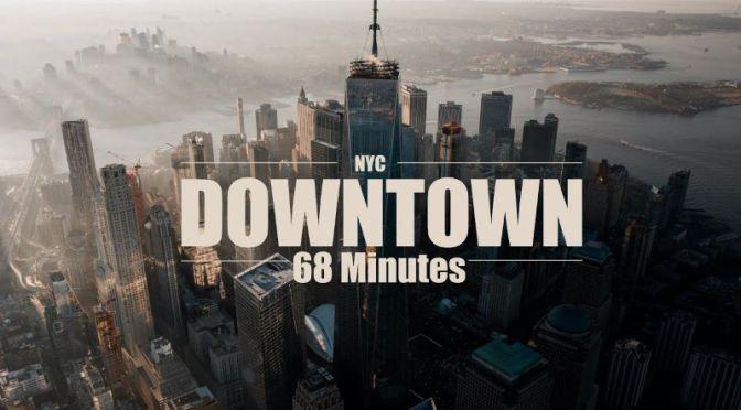 Aerial Travel: Lower Manhattan, New York