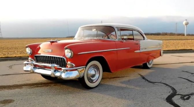 Classic Cars: The '1955 Chevrolet Bel Air' (Video)