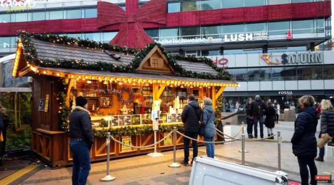 Travel & Food: Christmas Market In Berlin, Germany