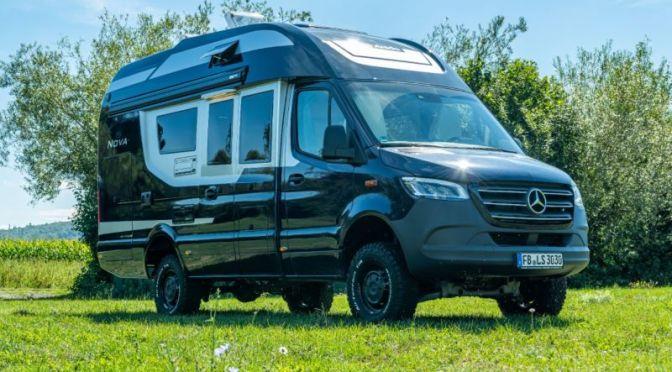 Top Camper Vans: '2021  La Strada Nova M' (Video)