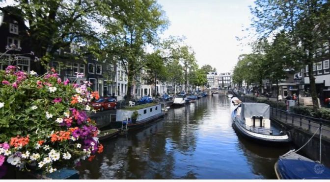 Travel: 'A Different View Of Amsterdam' (Video)