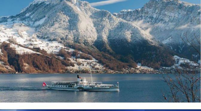 Boat Tour Video: Spiez To Interlaken, Switzerland