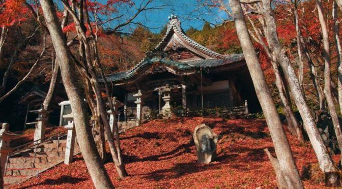 Travel: Autumn In Nantan, Kyoto, Japan (Video)