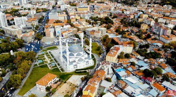 Aerial Travel: 'Ankara – Turkey' In 8K UHD (Video)