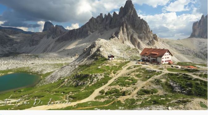 Aerial Travel: Best Of The Dolomites, Italy (Video)