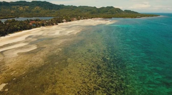 Aerial Travel: 'Bohol' In The Philippines (Video)