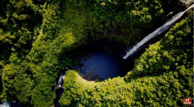 Aerial Travel: 'Brazil & Amazon Rain Forest'